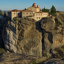 Meteora, Holy Monastery of St. Stephen, Greece