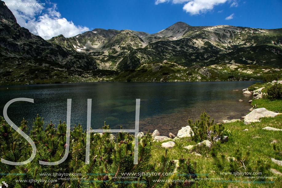 Popovo Lake, Pirin Mountain, Bulgaria